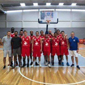 5ème du championnat d'Europe Universitaire 2018 à Coimbra-Portugal