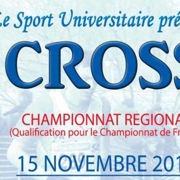 CROSS : Championnat régional