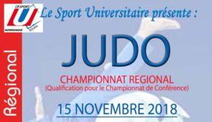 JUDO : Championnat régional @ Dojo Saint-Exupery | Rouen | Normandie | France
