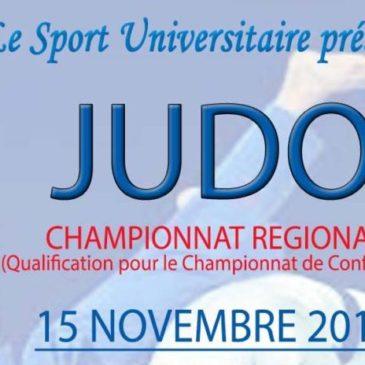 JUDO : Championnat régional
