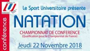 Natation : Championnat de Conférence @ Piscine de Grand Quevilly  | Le Grand-Quevilly | Normandie | France