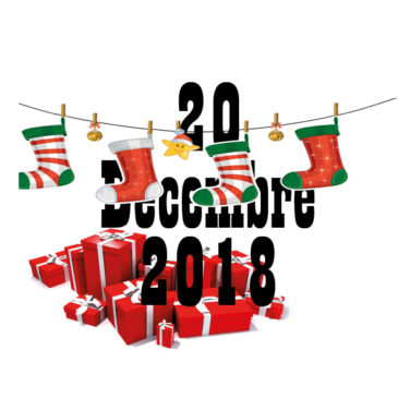 Programme Sportif : 20/12/18
