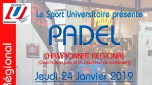 Padel : Championnat régional @ Soccer Park de Rouen | Rouen | Normandie | France