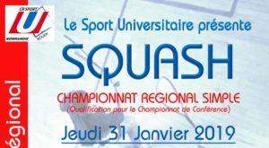 Squash : Championnat régional @ Rouen Squash  | Rouen | Normandie | France