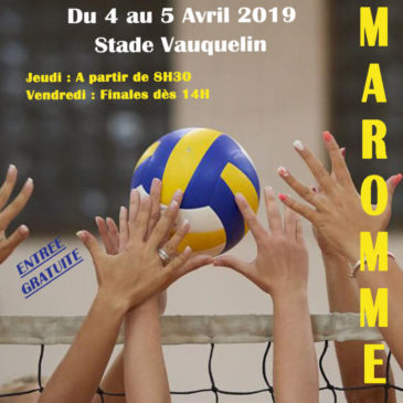 VOLLEY-BALL : Championnat de France des Grandes Ecoles
