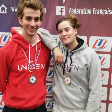 Escrime : Championnat de France Universitaire