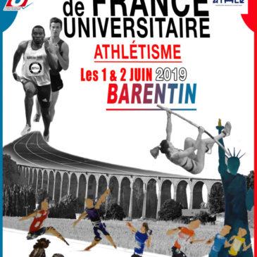 CFU Athlétisme Estival 2019 – Barentin