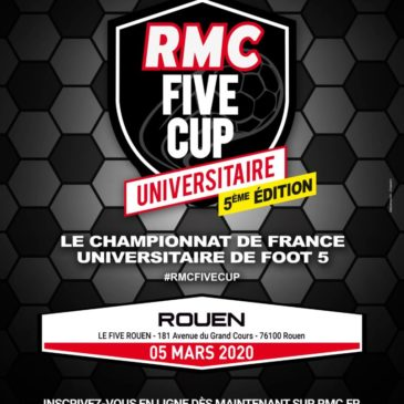 Championnat de France Universitaire de FOOT 5